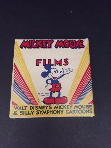 1930's Walt Disney, Mickey Mouse Films