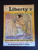 """1938 Walt Disney, """"Snow White"""" Liberty Magazine"""