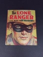 1939 The Lone Ranger Big / Little Book
