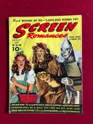 "1939, Wizard of OZ, ""SCREEN Romances"" Magazine (No Label) Scarce"