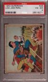 1940 Superman #26 Log Jam Peril Psa 4 N2387936-271