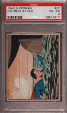 1940 Superman #37 Distress At Sea Psa 4 N2388048-417