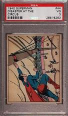 1940 Superman #44 Disaster At The Pop 11 Psa 3 N2387926-283