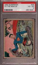 1940 Superman #46 To The Rescue Pop 13 Psa 4 N2387924-281