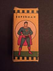 1940's Superman Film Strip, Original Box