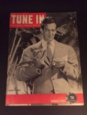 "1943 Harry James, ""Tune In"" Magazine, (No Label)"