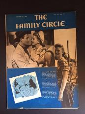 "1943 John Wayne, ""Family Circle"" Magazine"