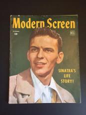 "1944 Frank Sinatra, ""Modern Screen"" Magazine"