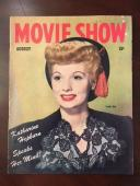 "1944, Lucille Ball ""Movie Show"" Magazine, (Scarce)"