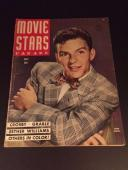 "1945 Frank Sinatra, ""Movie Stars Parade"" Magazine (No Label) (Scarce)"