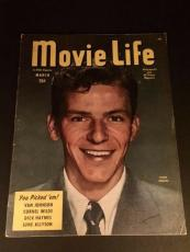 "1946 Frank Sinatra, ""Movie Life"" Magazine (No Label)"