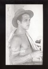 1947-1950s Paul Newman Exhibit card produced by Exhibit Supply Company MINT