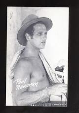 1947-1966 Paul Newman Exhibit Card NM/MINT