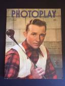 "1947 Bing Crosby, ""PHOTOPLAY"" Magazine"