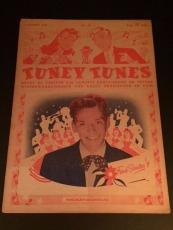 "1947 Frank Sinatra, ""Tuney Tunes"" Magazine"