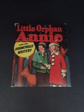1947 Little Orphan Annie Big / Little Book (Scarce)