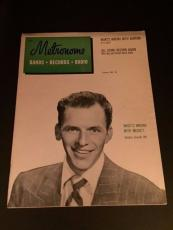 "1948 Frank Sinatra, ""Metronome"" Magazine (No Label)"