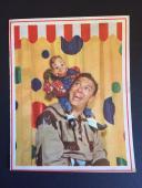 "1950's Howdy Doody, ""Un-Used"" Christmas Card, ""KAGRAN"