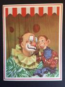 """1950's Howdy Doody, """"Un-Used"""" Christmas Card"""