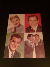 1951 Frank Sinatra / Martin & Lewis, Promotional Souvenir Sheet (Scarce)