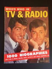 "1952 Dean Martin & Jerry Lewis, ""TV & Radio"" Magazine"