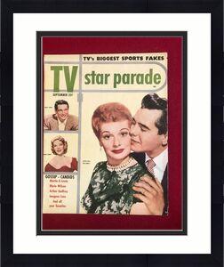 "1952, Lucille Ball, ""TV Star Parade""  Magazine (No Label) Scarce / Vintage"