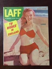 "1953 Marilyn Monroe, ""LAFF "" Magazine, (High Grade), RARE!!"