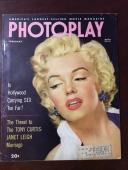 "1953 Marilyn Monroe, ""PHOTOPLAY"" Magazine"