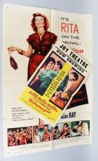"1953 ""Miss Sadie Thompson"" Movie Poster & 1960 ""The Fugitive Kind"" Film Lobby Window Card – Marlon Brando"