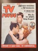 "1954, Dean Martin / Jerry Lewis, ""TV Revue"" Magazine (No Label) Scarce"