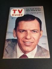 "1954 Frank Sinatra, ""TV Guide"" (No Label)"