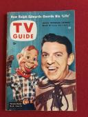 "1954, Howdy Doody, ""TV Guide"" (No Label on Front) Scarce"