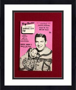 """1954, Howdy Doody, """"TV Preview"""" (RARE) (No Label) (High Grade)"""