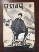 "1954, John Wayne, ""MON FILM"" Magazine  (Scarce)  ""The Duke"