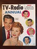 "1954, Lucille Ball (I Love Lucy), ""TV-Radio Annual"" Magazine (Scarce)"