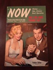 "1954 Marilyn Monroe, ""NOW"" Magazine"