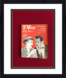 "1955, Lucille Ball  ""T-Vue"" (RARE)  No Label  (I Love Lucy)"