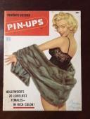 "1955 Marilyn Monroe, ""Modern Screen Pin-Ups "" Magazine, (Scarce), No Label"