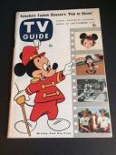 "1955 Walt Disney, Mickey Mouse, 'TV Guide"" (No Label)"