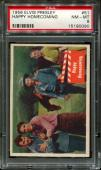 1956 Elvis Presley #51 Happy Homecoming Psa 8 N2523376-080