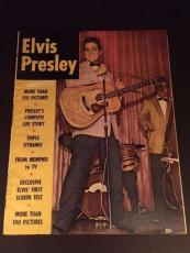 1956 Elvis Presley Magazine (No Label)