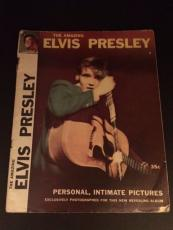 "1956 Elvis Presley, ""The Amazing Elvis Presley"" Magazine (Scarce)"