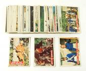 1956 Topps Disney's Davy Crockett Trading Card Starter Set (65/80)