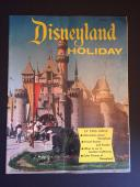 "1957 Walt Disney, ""Disneyland Holiday"" Magazine"