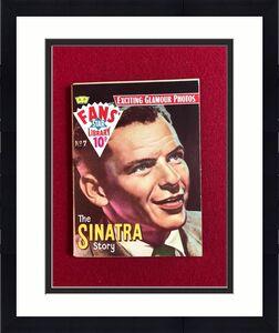 "1958, Frank Sinatra, ""FANS' STAR LIBRARY"" (Scarce)"