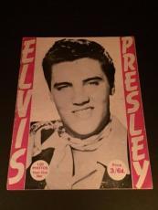 """1959 Elvis Presley, """"Photo Album"""" (Scarce)"""