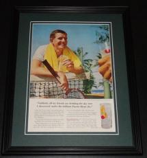 1959 Puerto Rican Rum 11x14 Framed ORIGINAL Vintage Advertisement Poster B