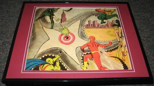 1960 Brave & The Bold #28 Framed 11x14 Photo Poster Display Justice League JLA