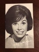 1960's, Mary Tyler Moore, Exhibit Vending Card