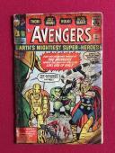 "1963, Stan Lee, ""Autographed""(JSA) ""The Avengers #1"" Comic Book  (Scarce)"